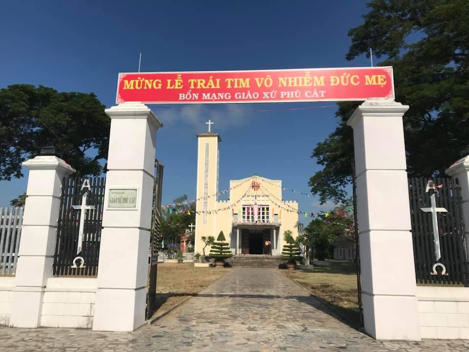 Giáo xứ Phủ Cát, Gp. Qui Nhơn