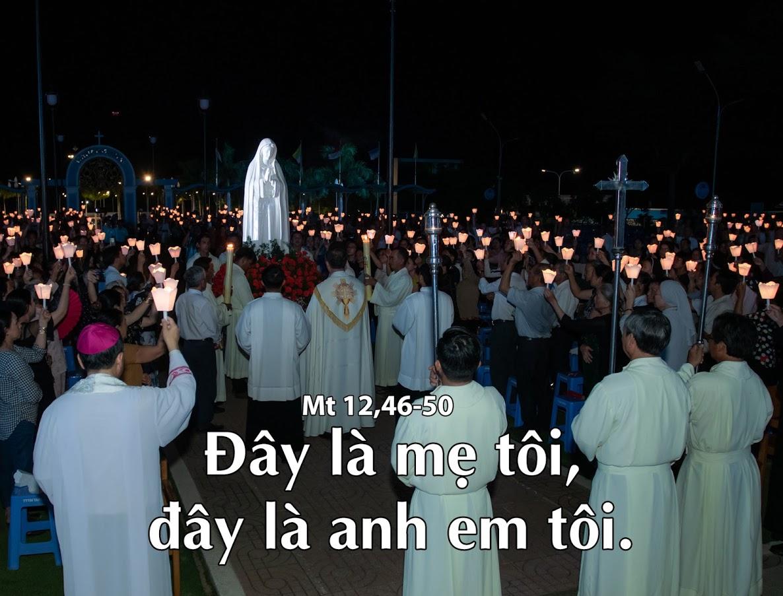 Làm theo ý Cha Ta trên trời (21.07.2020 – Thứ Ba Tuần XVI Thường Niên)