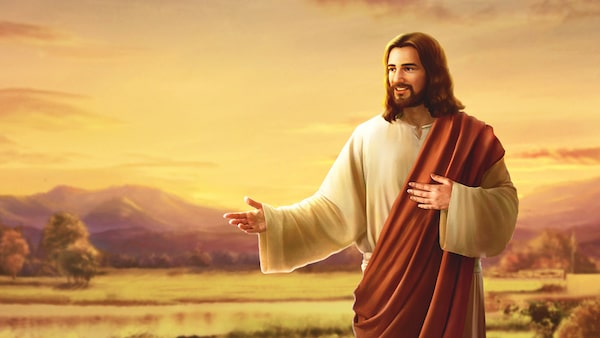 the Lord Jesus Christ (1)