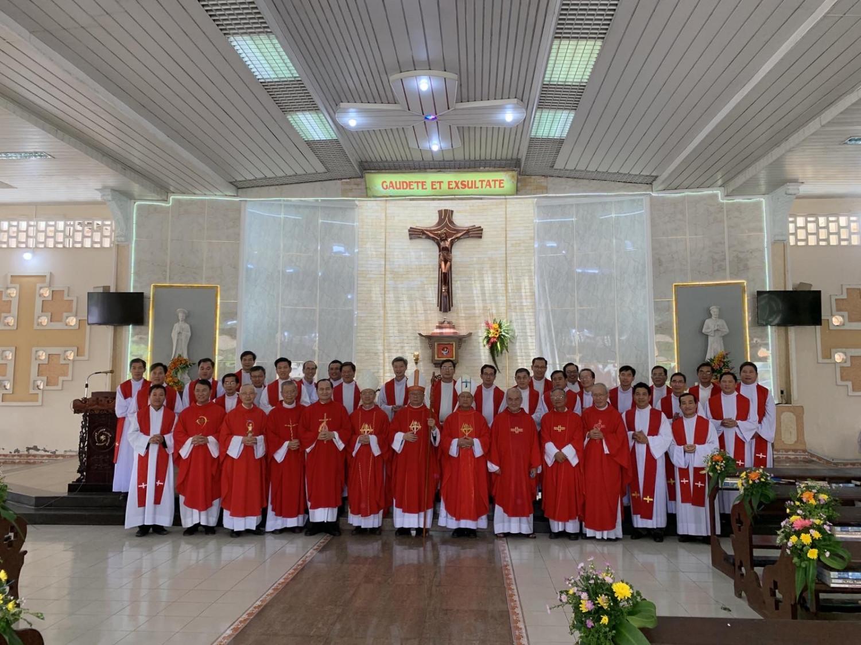 Đại Chủng viện Thánh Quý Cần Thơ: Khai giảng năm học 2020 – 2021