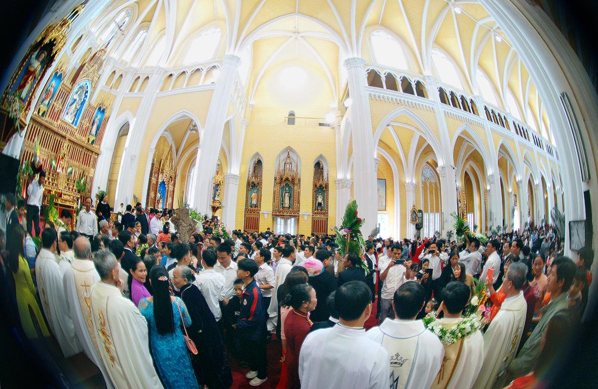 Giáo Phận Bùi Chu thêm 16 tân linh mục