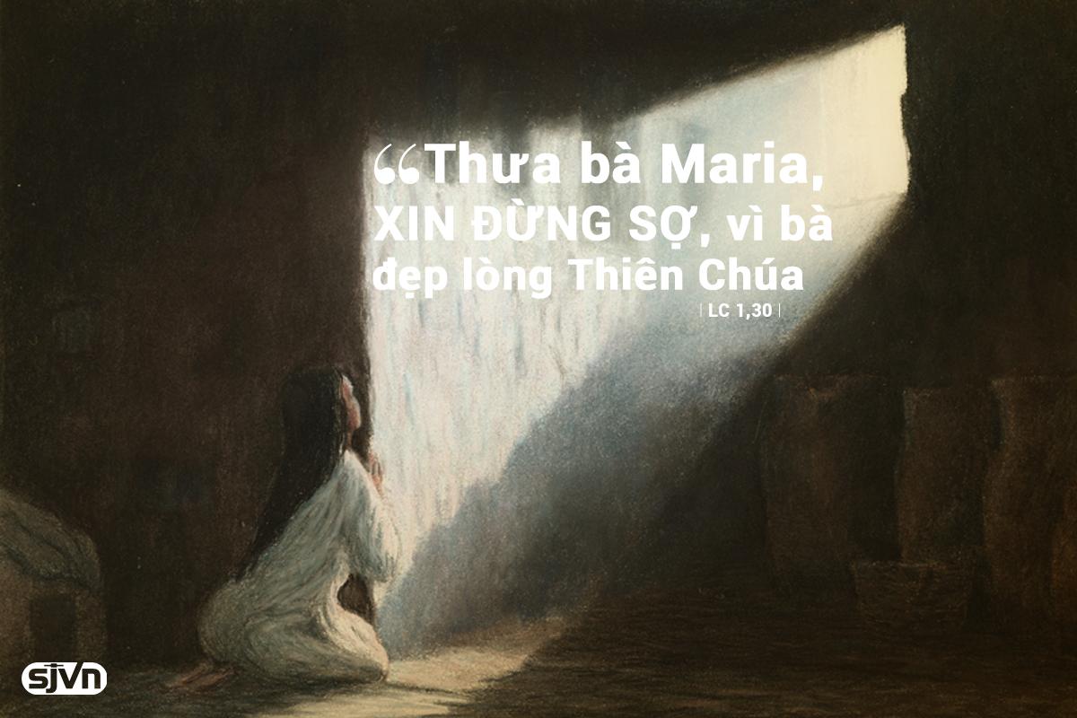 Lễ Kính Trọng Thể Đức Mẹ Mân Côi